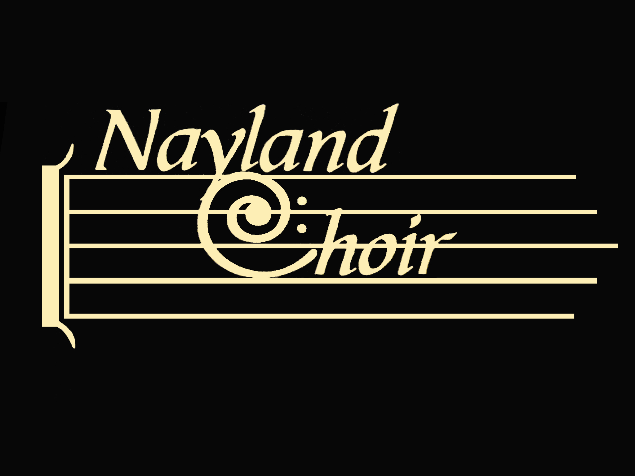 Nayland Choir logo