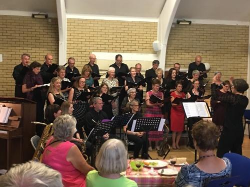 midsummer cabaret choir